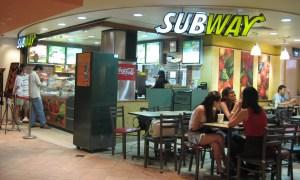 Historia de Subway