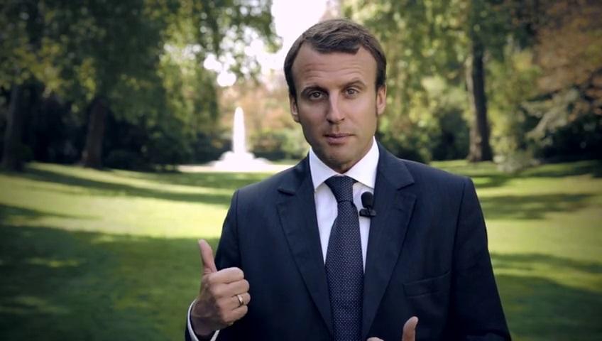 Biografía de Emmanuel Macron