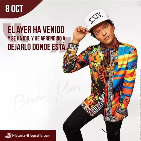 Bruno Mars Frases