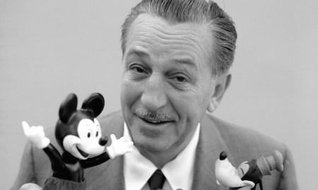 Biografía de Walt Disney