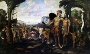 Historia del descubrimiento de América