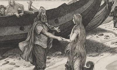 Biografía de Ragnar Lodbrok