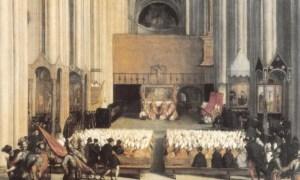 Historia del Concilio de Trento