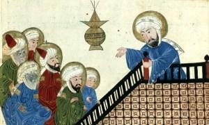 Resultado de imagen de no más verdadera que los milagros de Mahoma)...