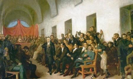 Historia de la Independencia de la Argentina