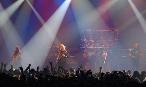 Historia de Megadeth