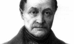 Biografía de Auguste Comte