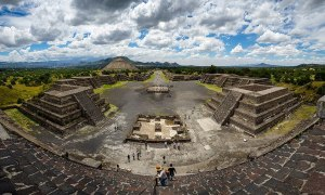 Historia de la Civilización Teotihuacana