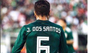 Biografía de Jonathan dos Santos