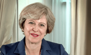 Biografía de Theresa May