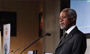 Biografía de Kofi Annan
