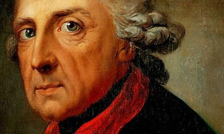 Biografía de Federico II el Grande