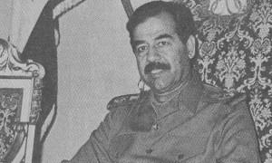 Biografía de Sadam Husein