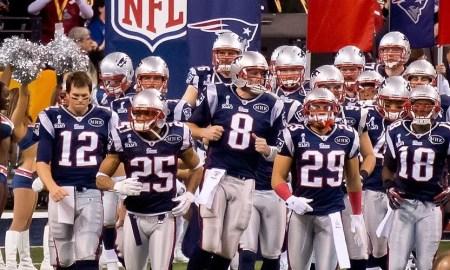 Historia de los New England Patriots