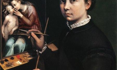 Biografía de Sofonisba Anguissola