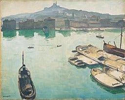 Port of Marseilles (1916)