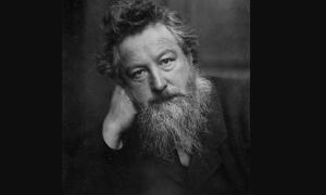 Biografía de William Morris