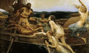 Biografía de Odiseo