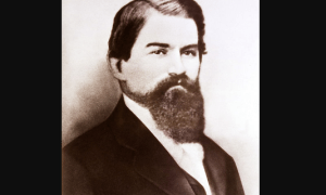 Biografía de John Stith Pemberton