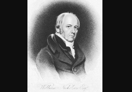 Biografía de William Nicholson