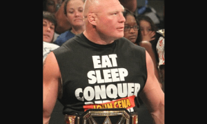 Biografía de Brock Lesnar