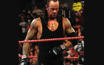 "Biografía de Mark William Calaway "" The Undertaker"""