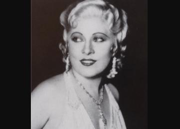 Biografía de Mae West