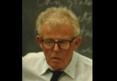Biografía de Roderick Chisholm