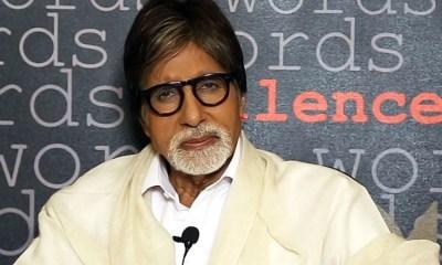 Biografía de Amitabh Bachchan