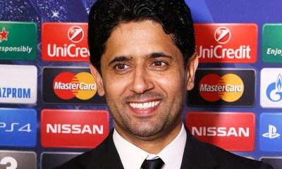 Biografía de Nasser Al-Khelaifi