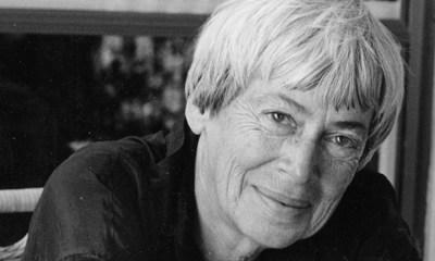 Biografía de Ursula K. Le Guin