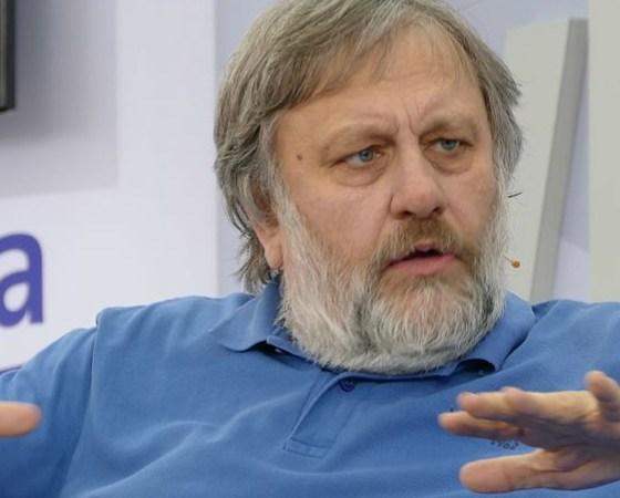 Biografía de Slavoj Žižek