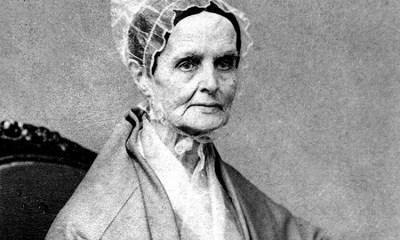 Biografía de Lucretia Mott