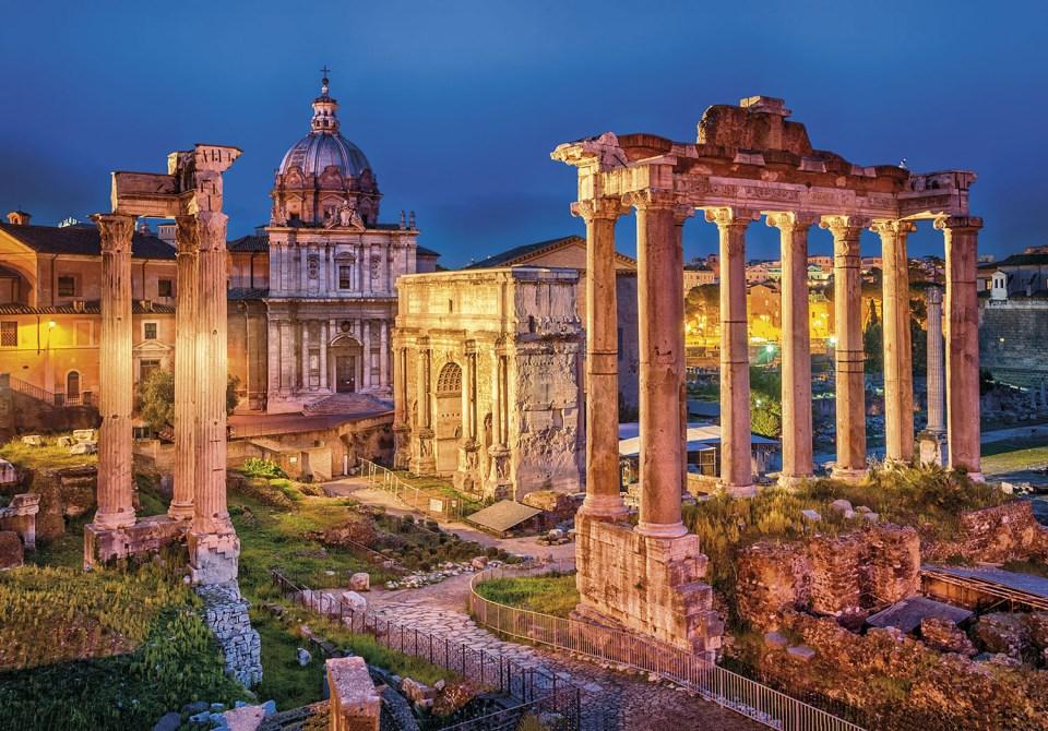 Cuánto sabes sobre la antigua Roma?