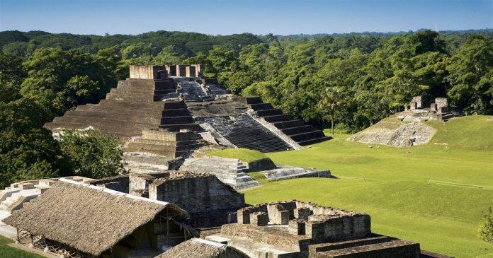 Comalcalco, una ciudad maya en la selva de México