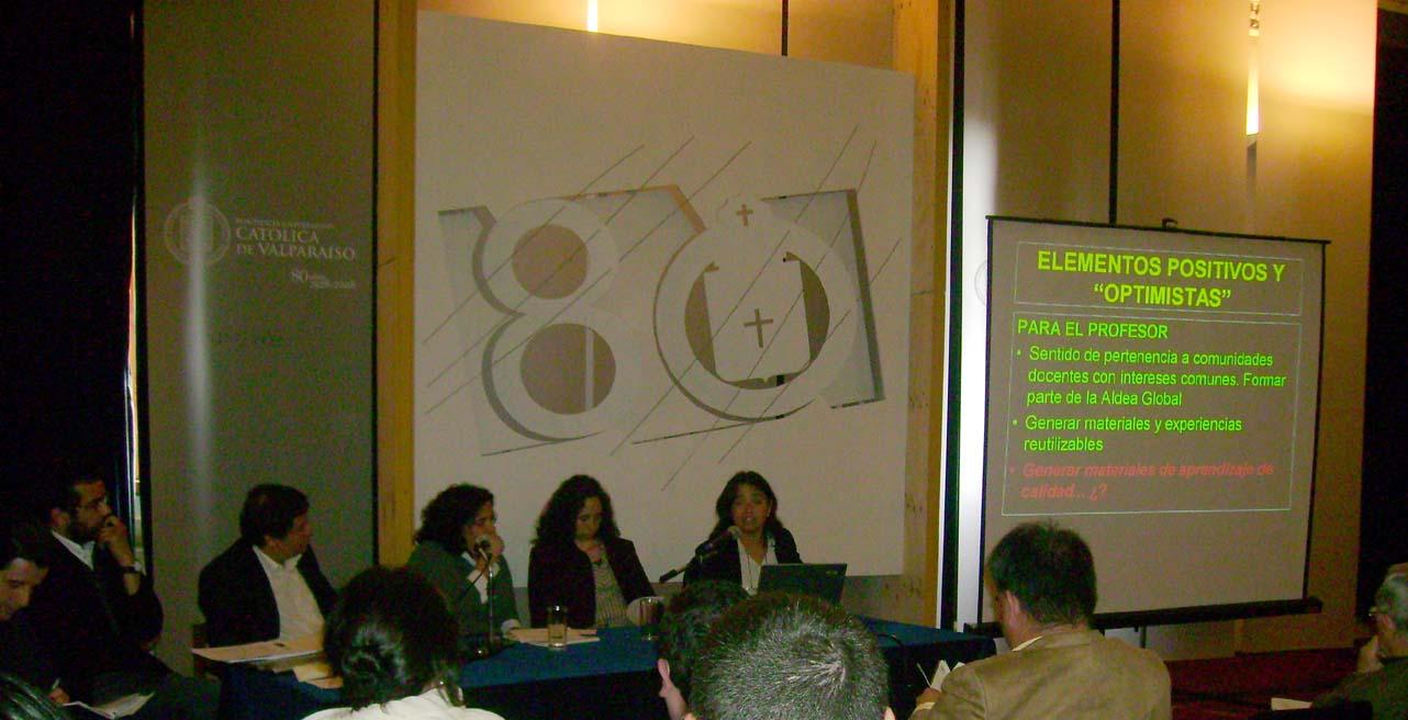 mesa-educacion-historia-tic DIDACTICA 2008 PUCV