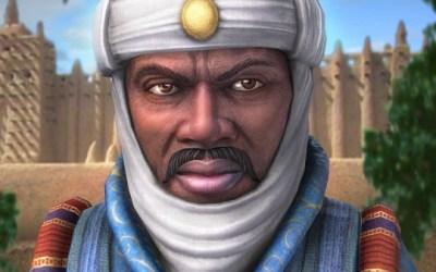 Un africano, el más rico del mundo y de todos los tiempos