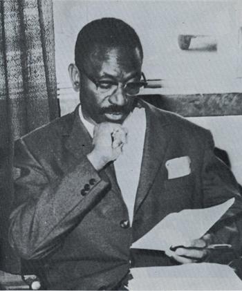 Cheikh Anta Diop y la conciencia histórica de África.