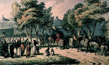 El Imperio Kanem-Bornu: unió  el antiguo Chad, Libia, Camerún, Níger y Nigeria