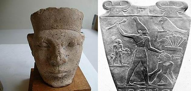 Narmer Menes: El primer faraón de Egipto era negro