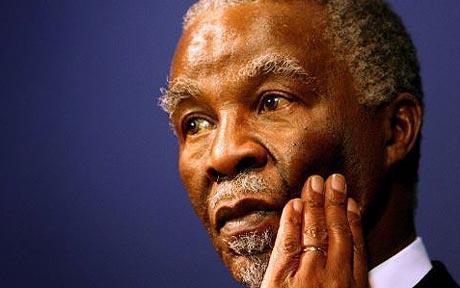 """Soy africano"" de Thabo Mbeki"