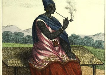 Ndatte Yalla Mbodj de Waalo, la Reina Resistente