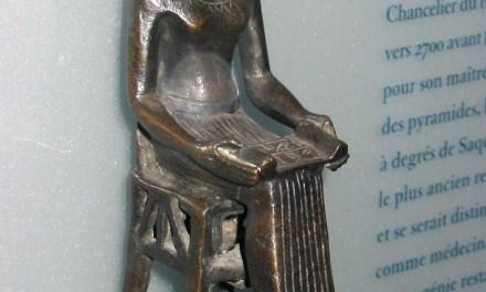 Imhotep, el más grande de los científicos africanos