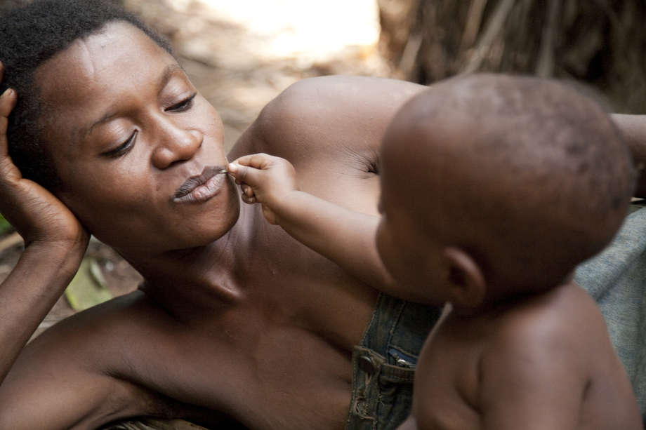 Eva negra mitocondrial madre de la Humanida
