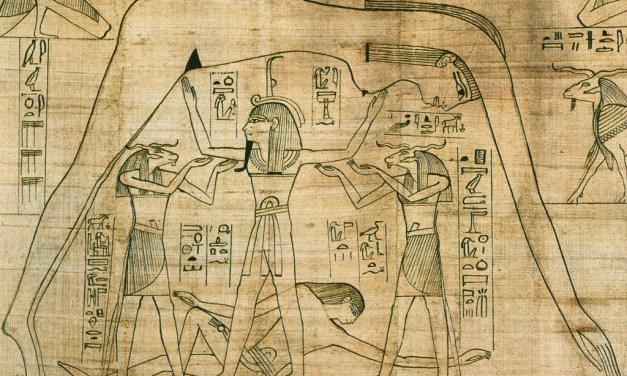 Pensamiento kemit: La cosmogonía egipcia, según Cheikh Anta Diop
