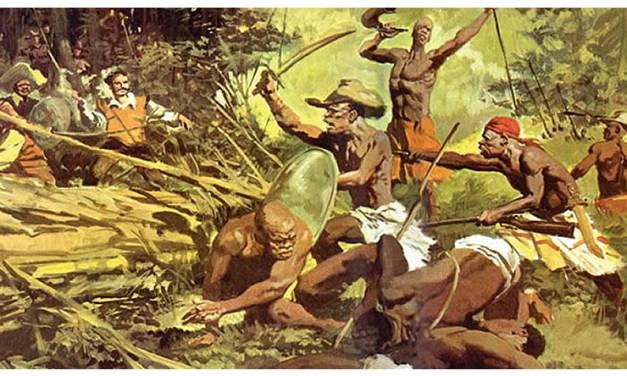 El reino Independiente de los Palmares primer  pueblo libre de America