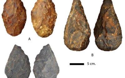 Hallazgo de decenas de miles de herramientas prehistóricas en Sudáfrica