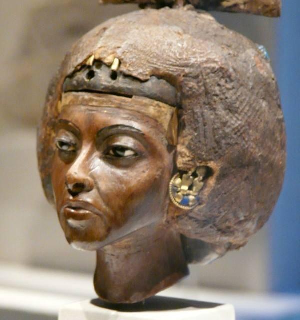 La Reina Tiy, madre de Akhenaton y la abuela de Tutankamón