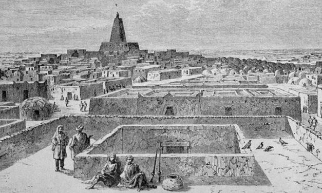 Antiguas ciudades africanas destruidas por los Europeos: Tombuctú