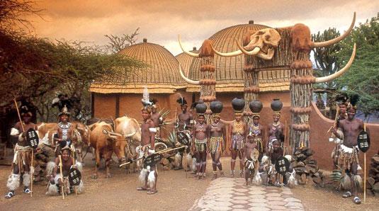 Los Bantúes, primeros pobladores de Sudáfrica (Parte 1)